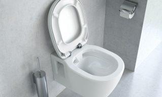 Modernes spülrandloses WC ab 299 €*